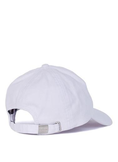 Barbour Barbour Mha0274Xc45 Cascade Sports Cap Wh11 White Pamuklu Şapka Beyaz